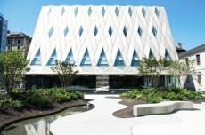 Visite du nouveau Musée d'Ethnographie de Genève
