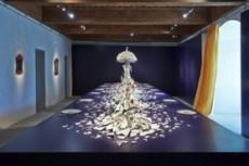Exposition temporaire «Bouke de Vries. Fragments» au Château de Nyon