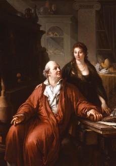 M. et Mme Tingry par Saint-Ours, 1803,
