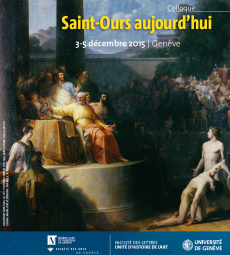 Colloque Saint-Ours aujourd'hui