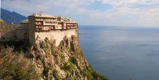 Mont Athos, Grèce