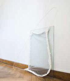 Pauline Cordier LEM verre, plastique, argile, peinture glycéro. ©HEAD – Genève, Nagi Gianni, 2017