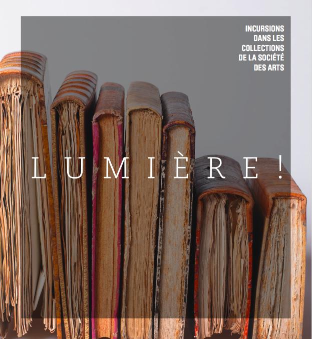 Cahier d'exposition Lumière !